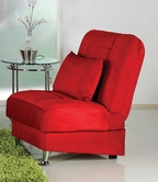 Sunset VEGAS CHAIR RAINBOW RED