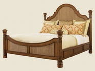 Tommy Bahama 01-0531-133C Island Estate Round Hill Bed 5/0 Queen
