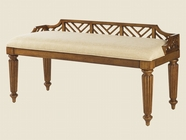 Tommy Bahama 01-0531-536-01 Island Estate Plantain Bed Bench - Assembly Required