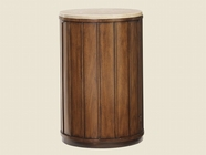 Tommy Bahama 01-0536-950C Ocean Club Fiji Drum Table