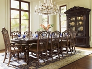 Tommy Bahama 01-0537-877-0538-880-01 Royal Kahala Islands Edge Dining Set