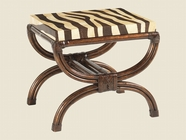 Tommy Bahama 01-0538-958 Royal Kahala Striped Delight Accent Table