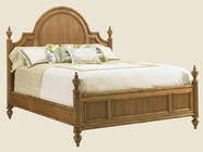 Tommy Bahama 01-0540-133C Beach House Belle Isle Bed 5/0 Queen
