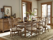 Tommy Bahama 01-0540-874-880-01 Beach House Boca Grande Dining Set