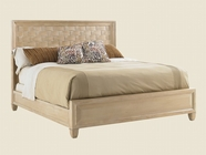 Tommy Bahama 01-0542-134C Road To Canberra New Caledonia Bed 6/6 King