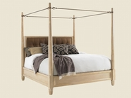 Tommy Bahama 01-0542-174C Road To Canberra Queensland Poster Bed 6/6 King