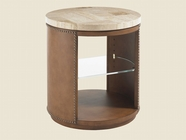 Tommy Bahama 01-0542-956 Road To Canberra East Timor Accent Table