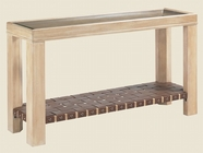Tommy Bahama 01-0542-966 Road To Canberra New Guinea Console Table