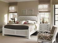 Tommy Bahama 01-0543-173C-204-222 Ivory Key Southampton Poster Bedroom Set
