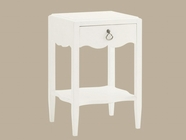 Tommy Bahama 01-0543-622 Ivory Key Water Street Bedside Table