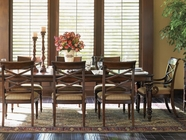 Tommy Bahama 01-0545-877-884-01 Landara Pelican Hill Rectangular Dining Set