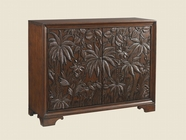 Tommy Bahama 01-0545-973 Landara Balboa Carved Door Chest