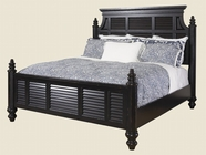 Tommy Bahama 01-0619-133C Kingstown Malabar Panel Bed-5/0 Queen