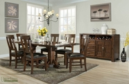 Urban Style Heritage Home 1560-1561 Dining Table Set