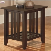 Vaughan Bassett 110-050 End Table