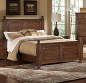 Vaughan Bassett 340-558-855-922 American Journey Queen Poster Bed