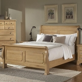 Vaughan Bassett 344 American Journey Solid Oak Bedroom Collection