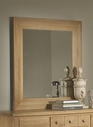 Vaughan Bassett 344-446 AMERICAN JOURNEY Shadowbox Mirror - bevel glass