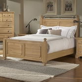 Vaughan Bassett 344-668-866-922 American Journey King Poster Bed