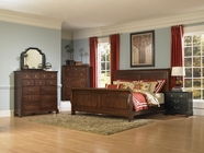 Vaughan Bassett 352-355-553-722-002-443 Quotations-Solid Cherry Bedroom Collection