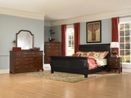 Vaughan Bassett 354-355-553-722-446-228 Quotations-Solid Cherry Bedroom Collection