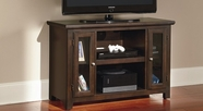 "Vaughan Bassett 50-440 Merlot Finish 44"" Media Center Accommodates up to a 50"" TV"