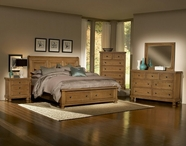Vaughan Bassett 550-050B-502-553-555T-002-446 Reflections Bedroom Collection