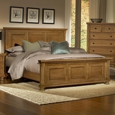 Vaughan Bassett 550-668-866-922-MS1 Reflections King Mansion Bed