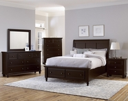 Vaughan Bassett 620-050B-502-553-555t-002-446 Ellington Bedroom Collection