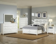 Vaughan Bassett 632-050B-502-558-555T-002-446 Carolina Cottage Bedroom Collection