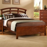 Vaughan Bassett BB10-155-559-922 Twilight Queen Arch Headboard Bed