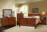 Vaughan Bassett BB13-355A-553A-722-002-446 Louis Bedroom Collection