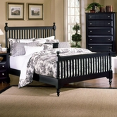 Vaughan Bassett BB16-556-655-911 Cottage Full Slat Poster Bed