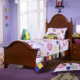 Vaughan Bassett BB19-255-552-911 Cottage Full Panel Bed