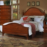 Vaughan Bassett BB19-558-855-922 Cottage Queen Panel Bed