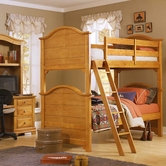 Vaughan Bassett BB20-303A-B-C-T Cottage Bunk Bed