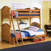 Vaughan Bassett BB21-303A-A-B-C-D-T Cottage Bunk Extension Bed