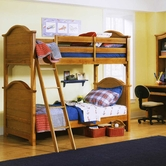 Vaughan Bassett BB21-303A-B-C-T Cottage Bunk Bed