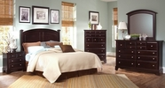 Vaughan Bassett BB4-050B-502-558-555T-002-446 Hamilton/Franklin Bedroom Collection