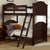 Vaughan Bassett BB4-303A-B-C-2XT Hamilton/Franklin Bunk Bed