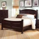 Vaughan Bassett BB4-558-855-922 Hamilton/Franklin Queen Panel Bed