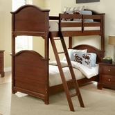 Vaughan Bassett BB5-303A-B-C-2XT Hamilton/Franklin Bunk Bed