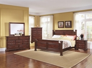 Vaughan Bassett BB51-558-855-922-002-446 New Haven Bedroom Collection