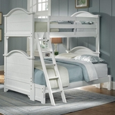 Vaughan Bassett BB6-303A-B-C-2XT Hamilton/Franklin Bunk Bed