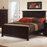 Vaughan Bassett BB76-558-855-922 Forsyth Queen Panel Bed