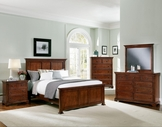 Vaughan Bassett BB77-558-855-922-002-446 Forsyth Bedroom Collection