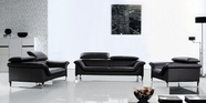 Vig Vg2T0657 Divani Casa Elite-Modern Leather Sofa Set