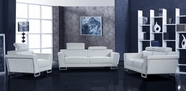 VIG Furniture VG2T0658 Grace - White Sofa Set