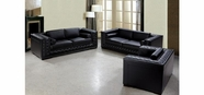 Vig Vg2T0697 Divani Casa Dublin-Modern Tufted Leather Sofa Set