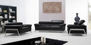 Vig Vg2T0724 Divani Casa Encore-Modern Leather Sofa Set